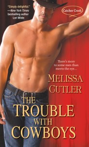 The Trouble with Cowboys Cover