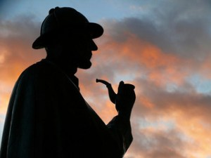 Sherlock Holmes, mystery, writing
