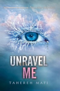 cover unravel me