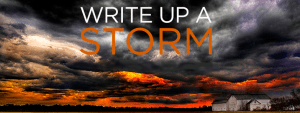 Write Up A Storm No date