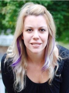 Pryal Color Author Portrait