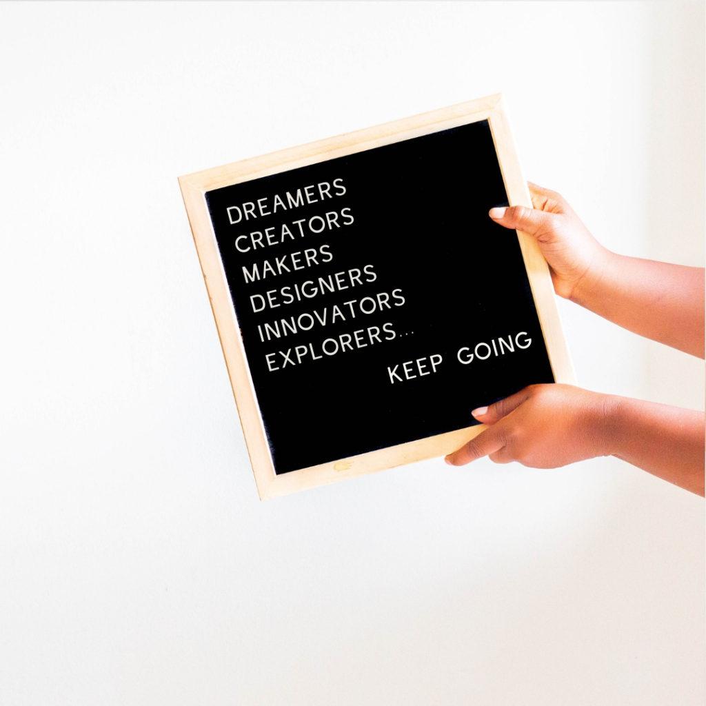 dreamers and creators