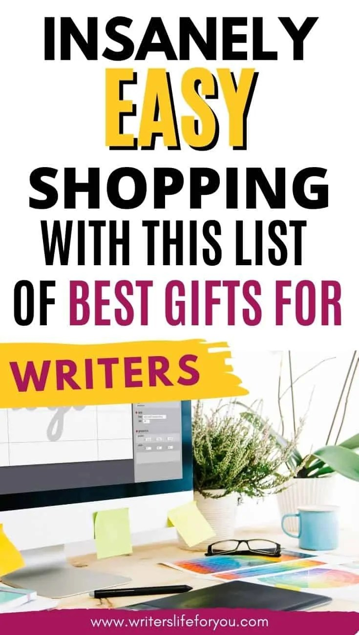 25 of the Best Gifts for Writers that Are Totally Unique