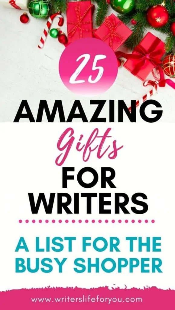 Best gifts for writers at Christmas