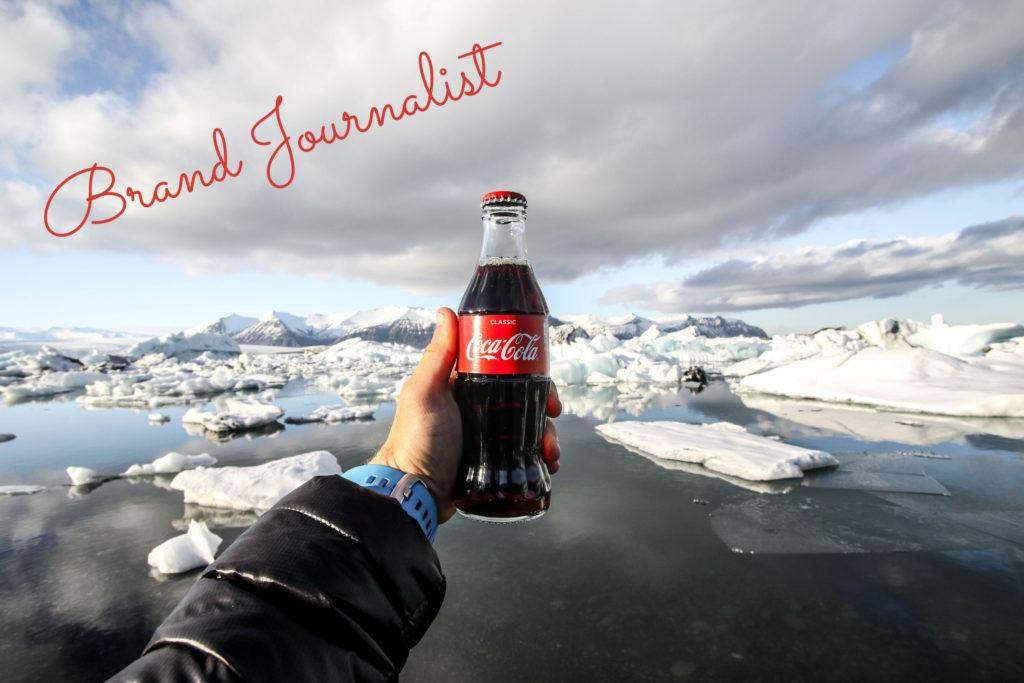 brand journalist