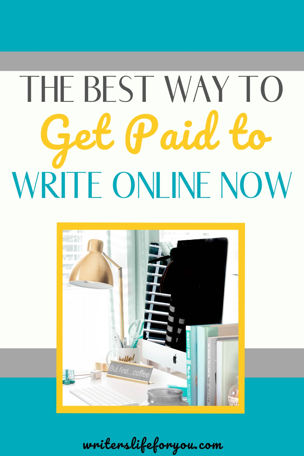 The Best Way to Get Paid to Write Online Now