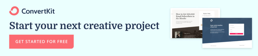 ConvertKit-creators-blue-banner