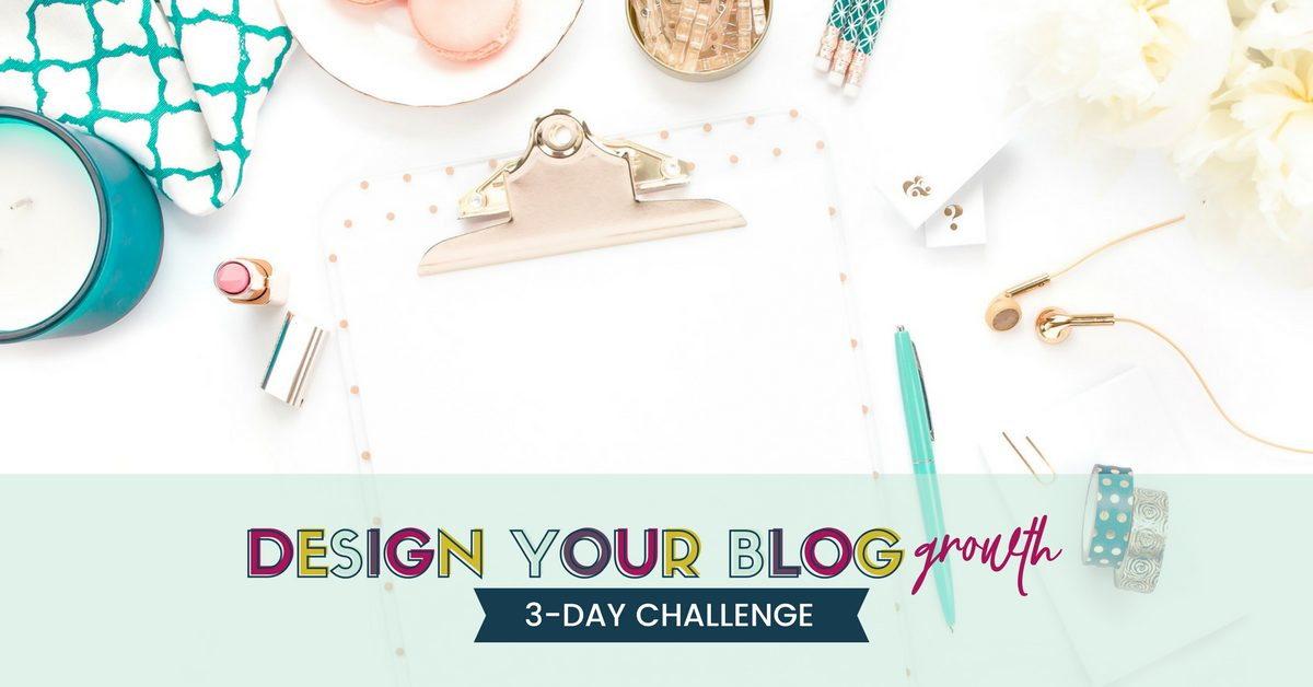 design your blog growth