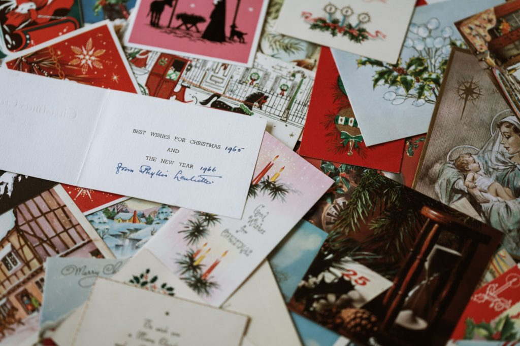 greeting card writing