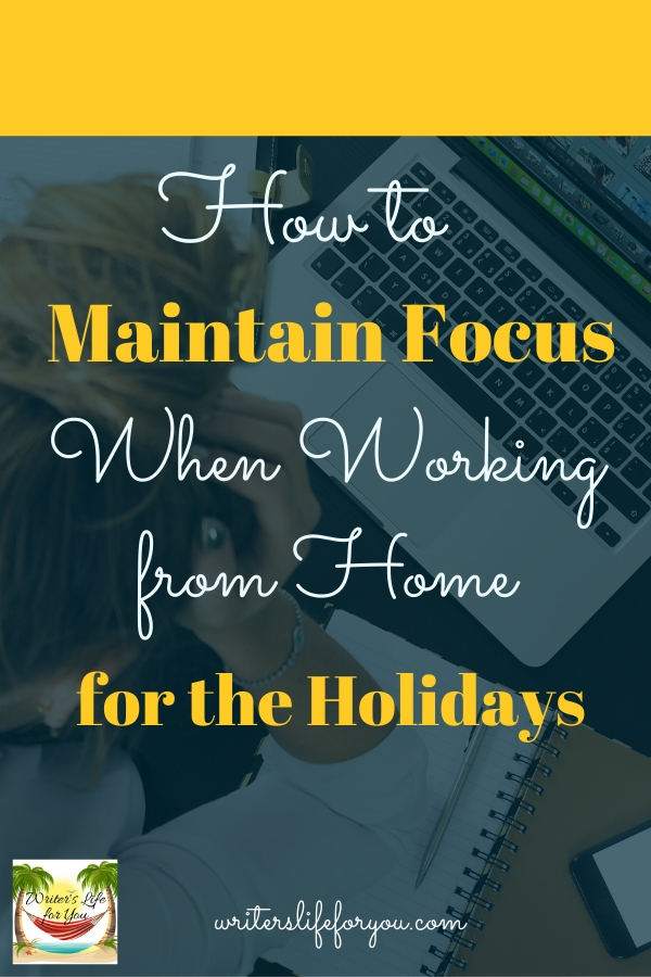 how to maintain focus