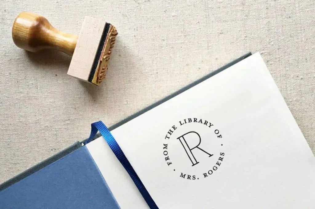 Library of Congress Stamp Gift ideas for Aspiring writers