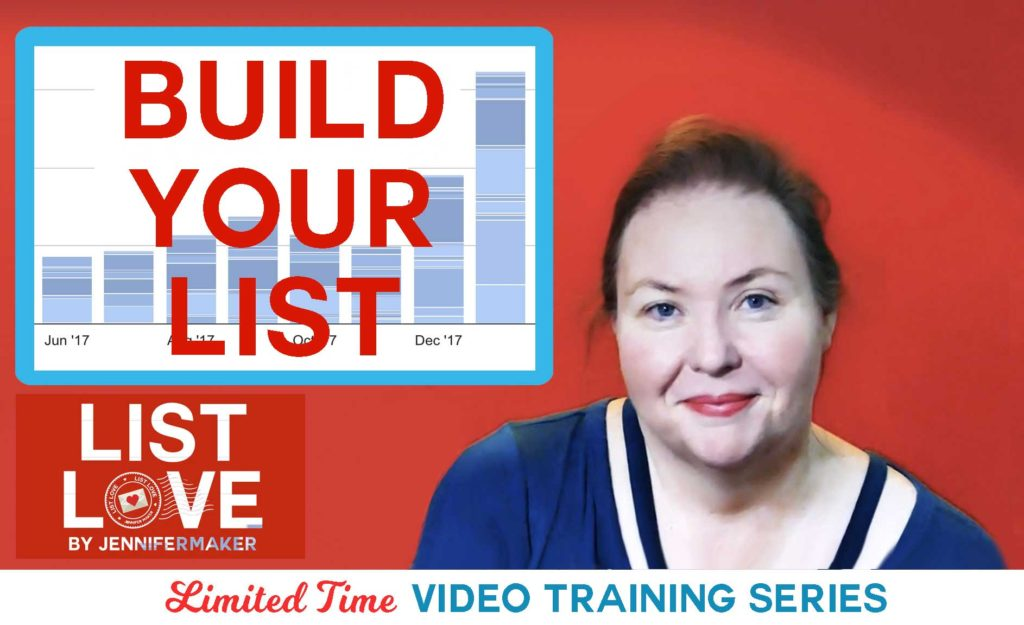List love masterclass