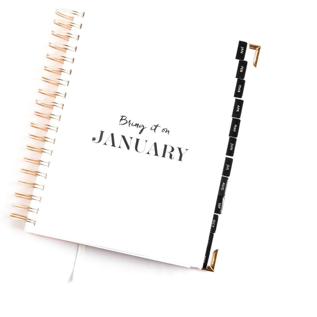 paper or digital calendar