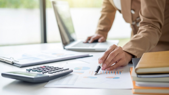 successful freelance writer finances