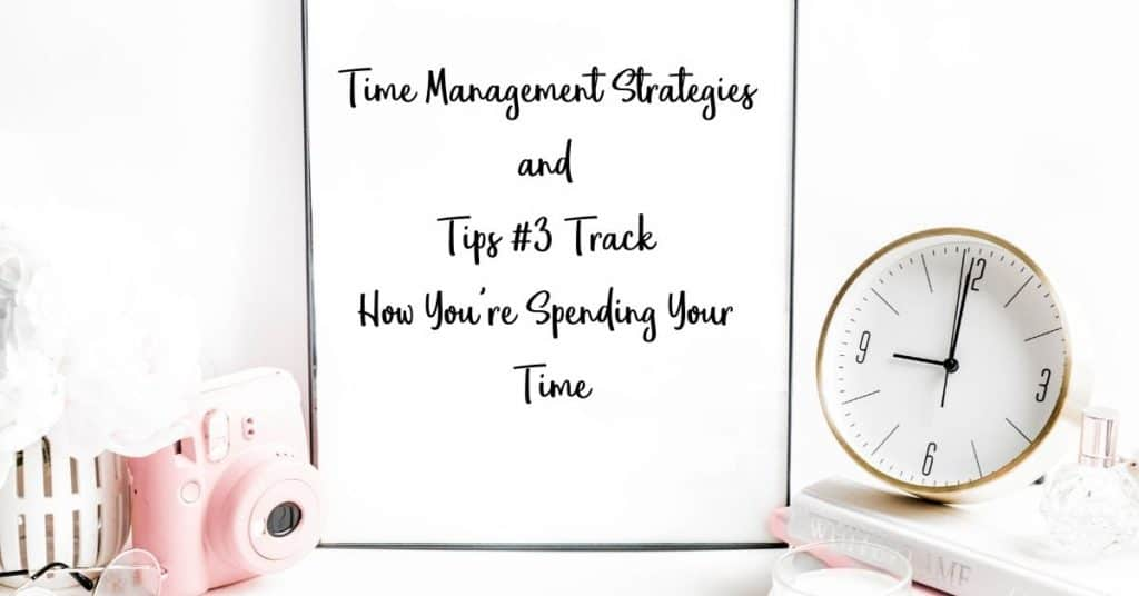 Time management strategies picture
