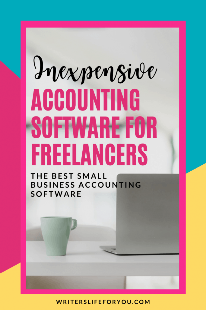 inexpensive accounting software for freelancers