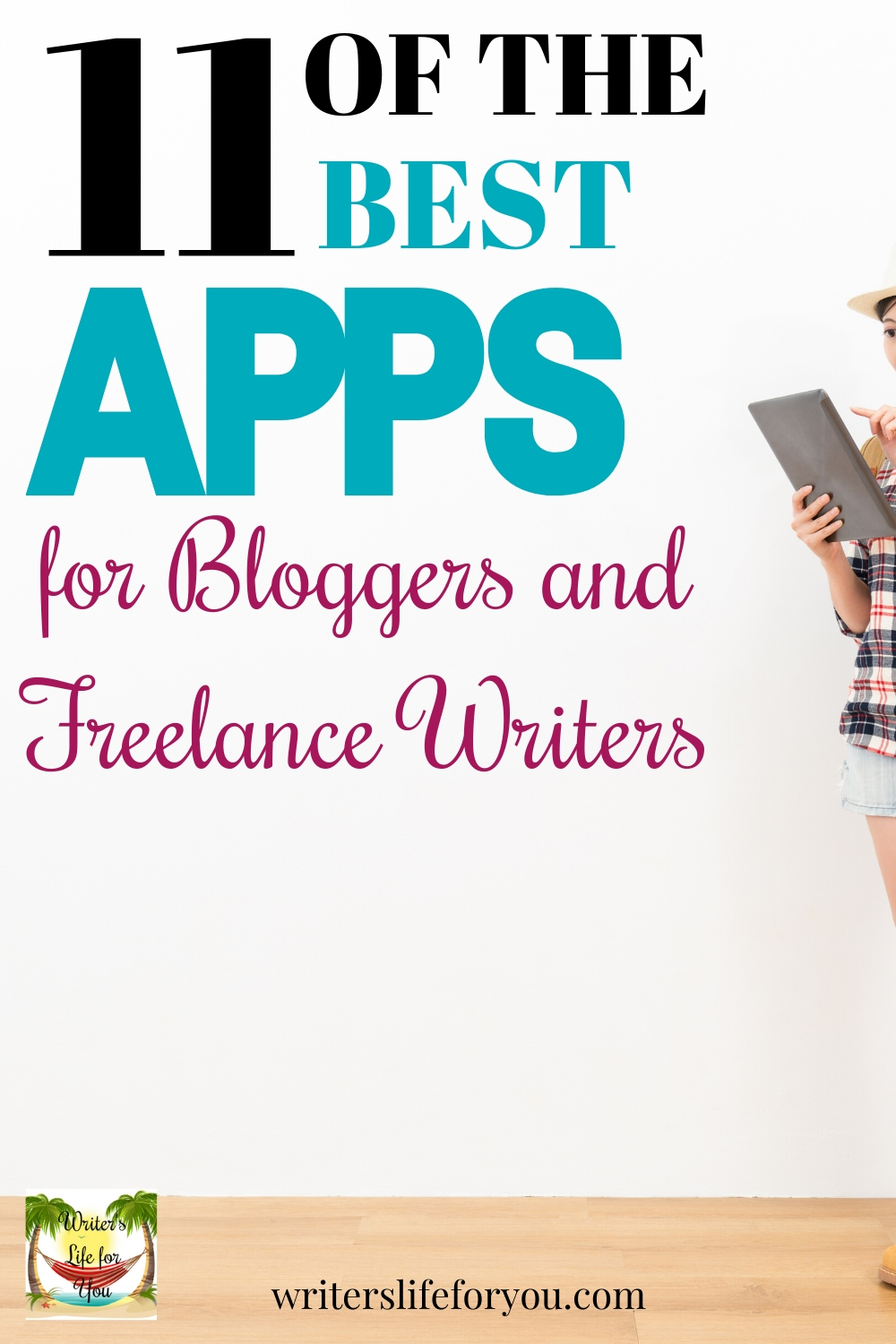 11 of the Best Apps for Bloggers and Freelance Writers that Make Life Easier (Especially When the Kids are Out of School Unexpectedly)