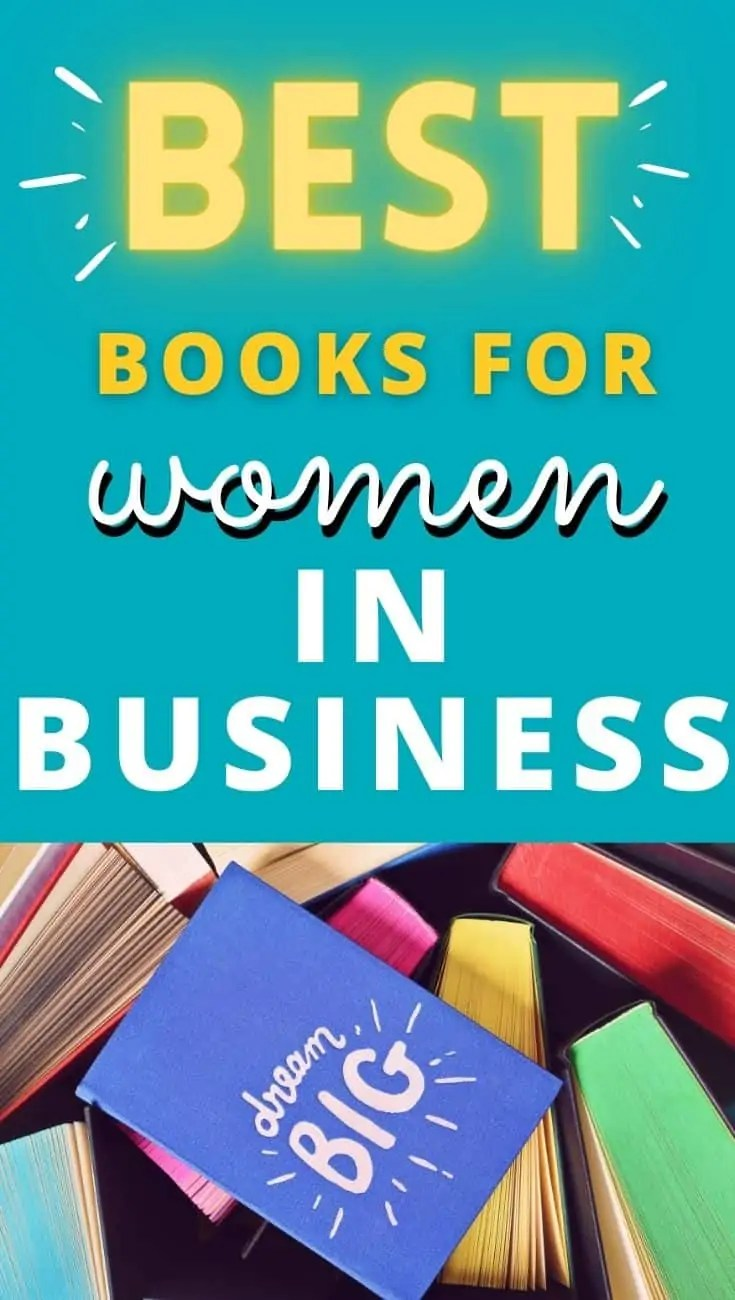 13 of the Best Books for Female Entrepreneurs to Read This Year