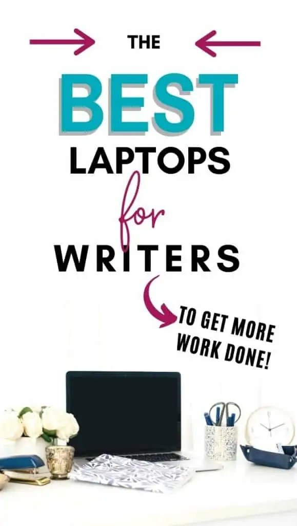 best laptops for writer white flowers and laptop computer