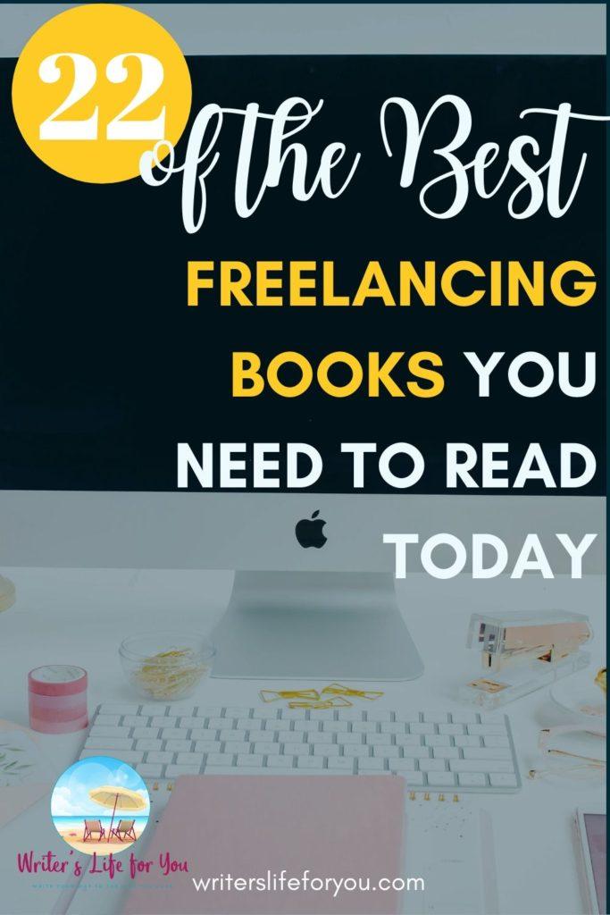 books on freelancing Pinterest