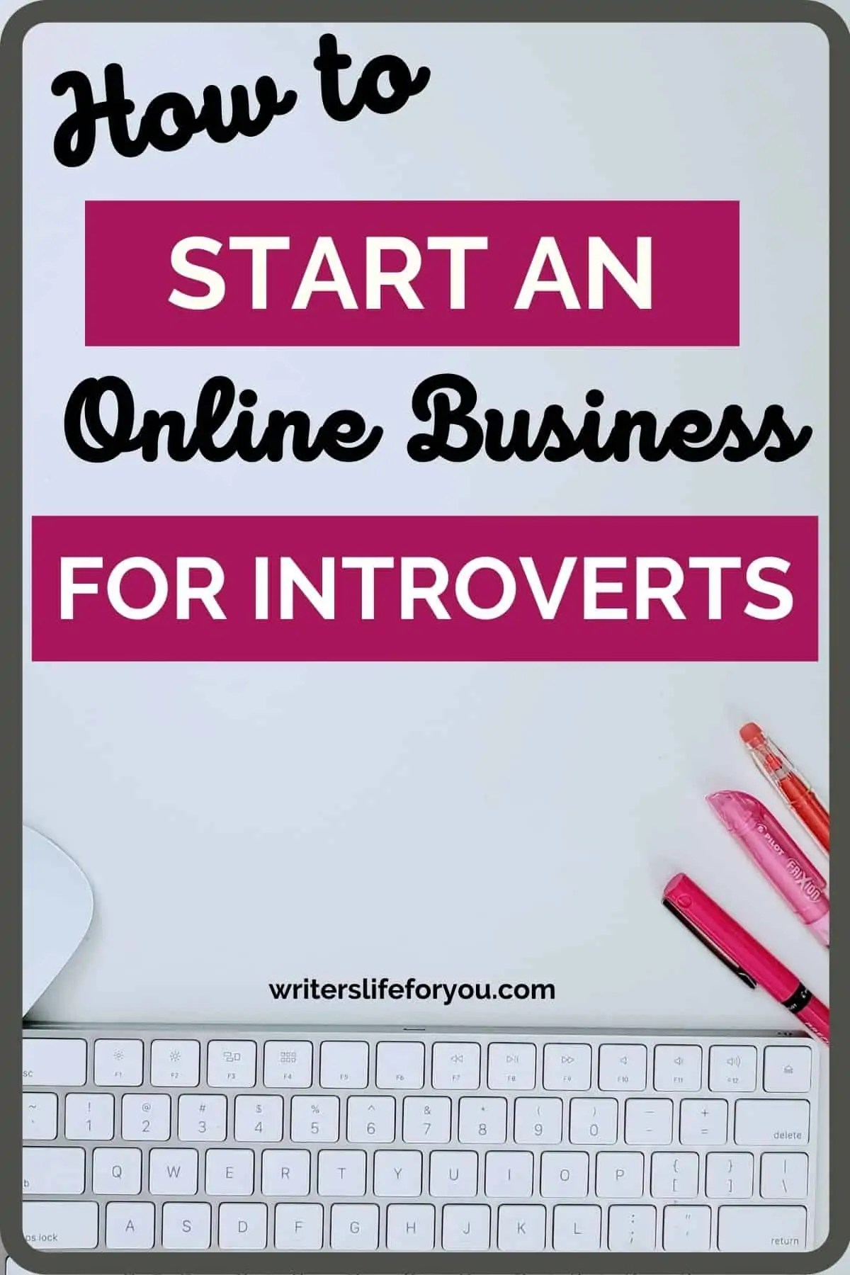 30+ Top Business Ideas for Introverts Who Want to Work From Home