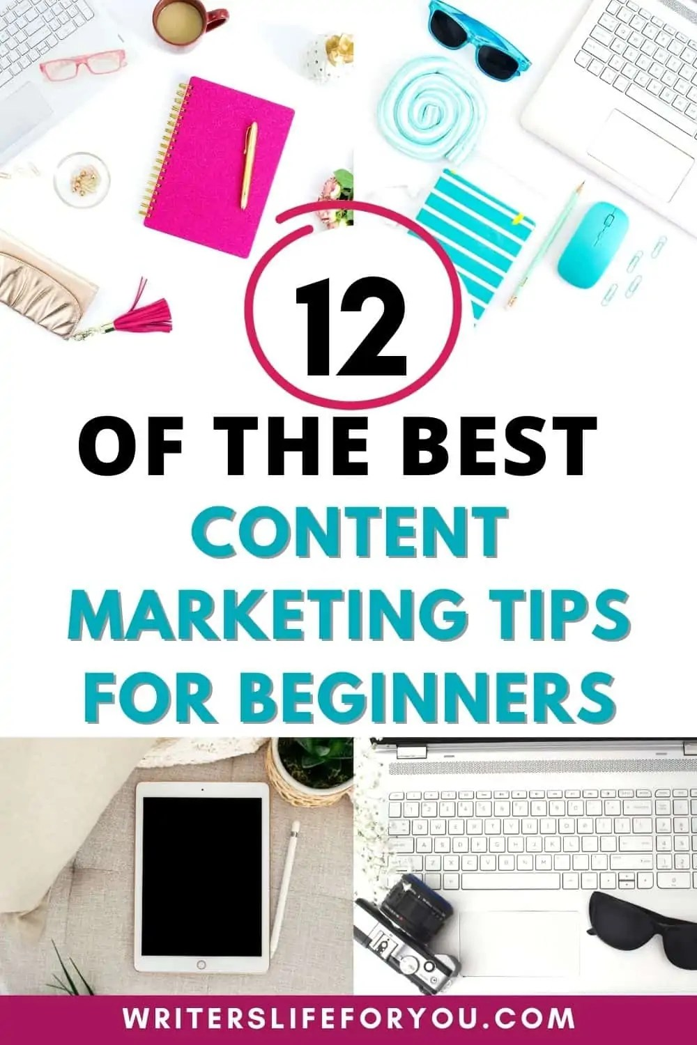12 Simple Content Writing Tips for Beginners: How to Look Like a Pro When You're Not