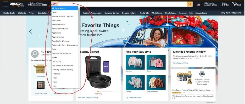 find a profitable niche article-Amazon niches