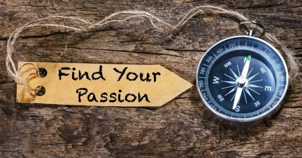 find a profitable niche passion