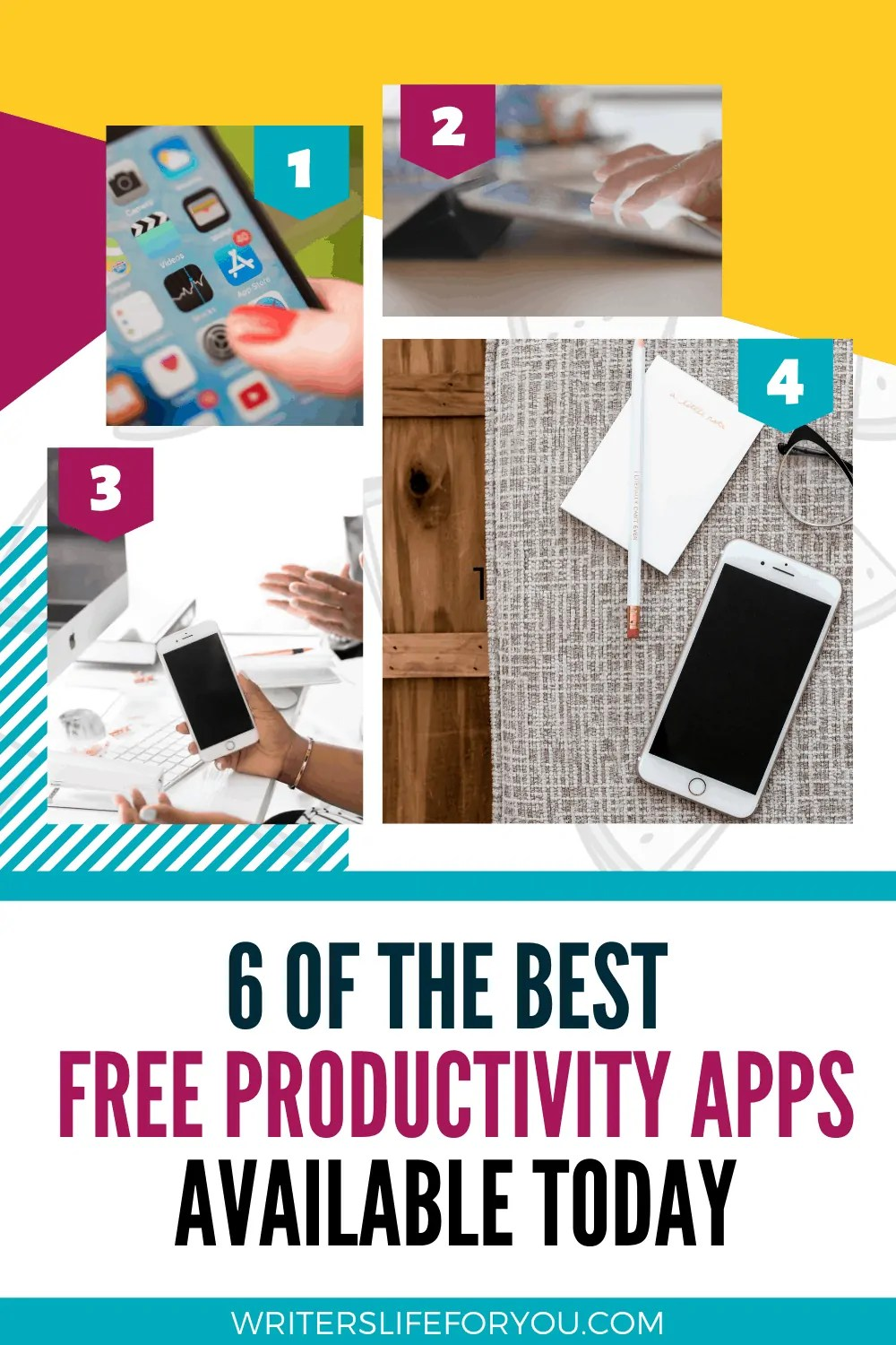 7 of the Best Free Productivity Apps Available Today