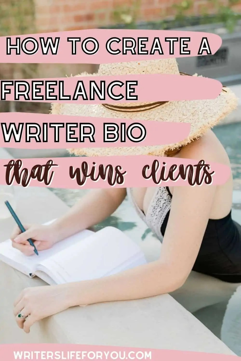 How to Create a Freelance Writer Bio That Wins Clients