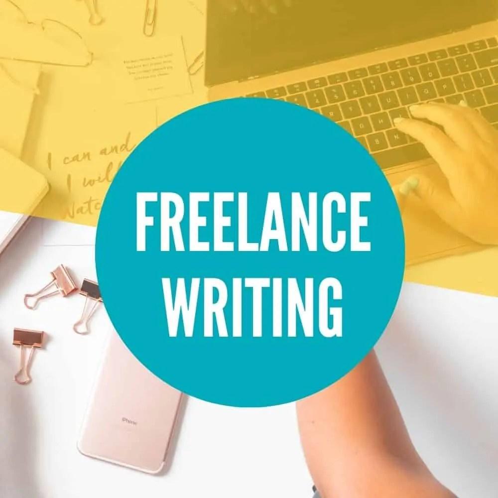 freelance writing category