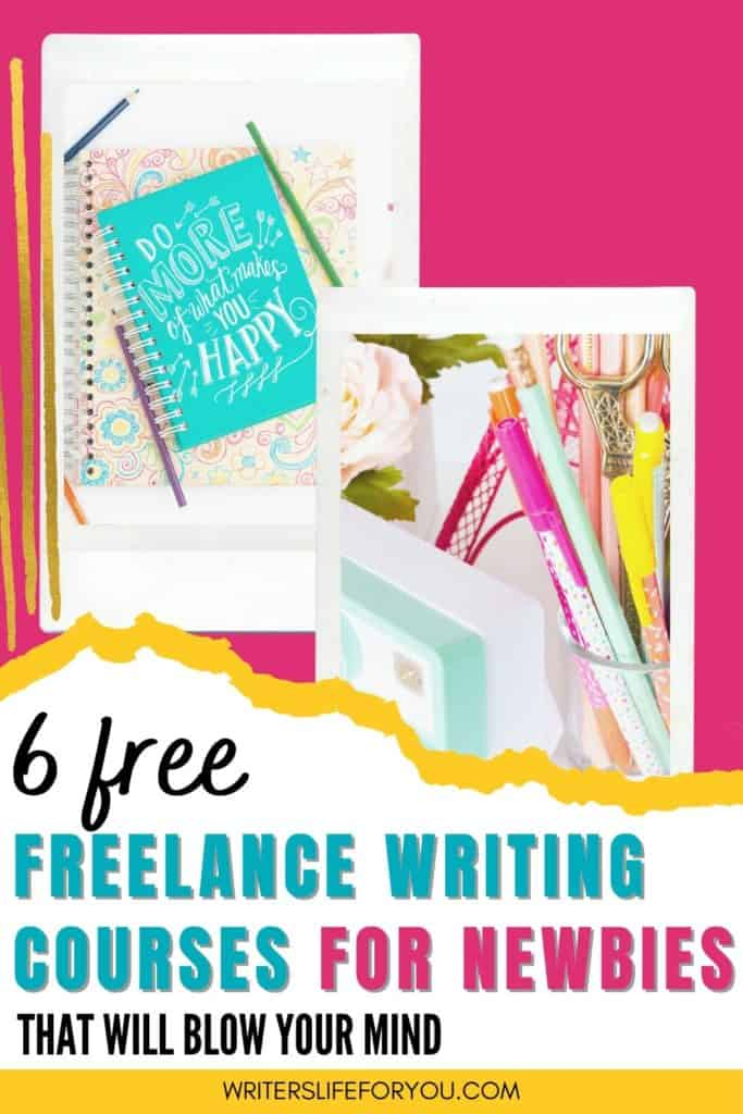 Freelance writing courses