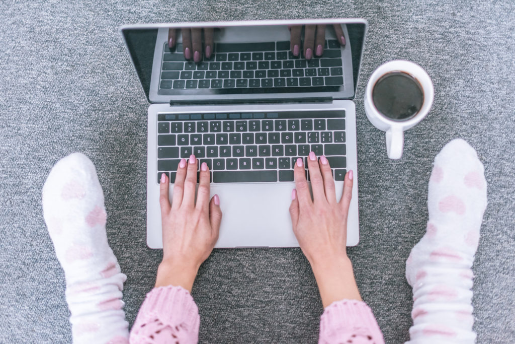 freelance writing from home