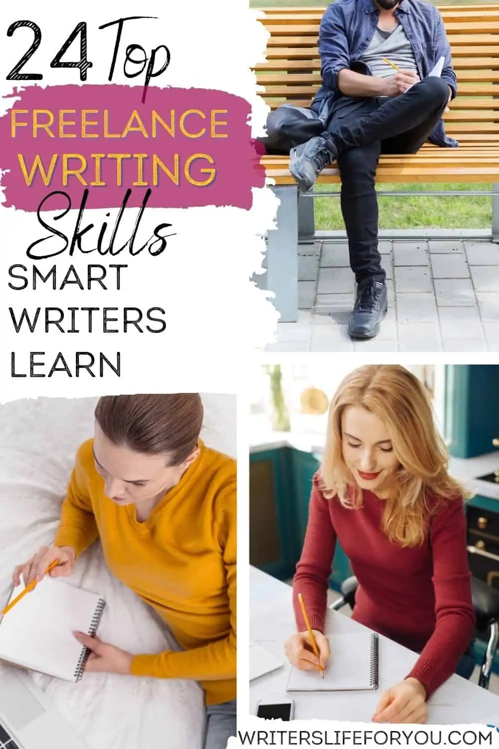 24 Practical Freelance Writing Skills Only the Best Writers Know About