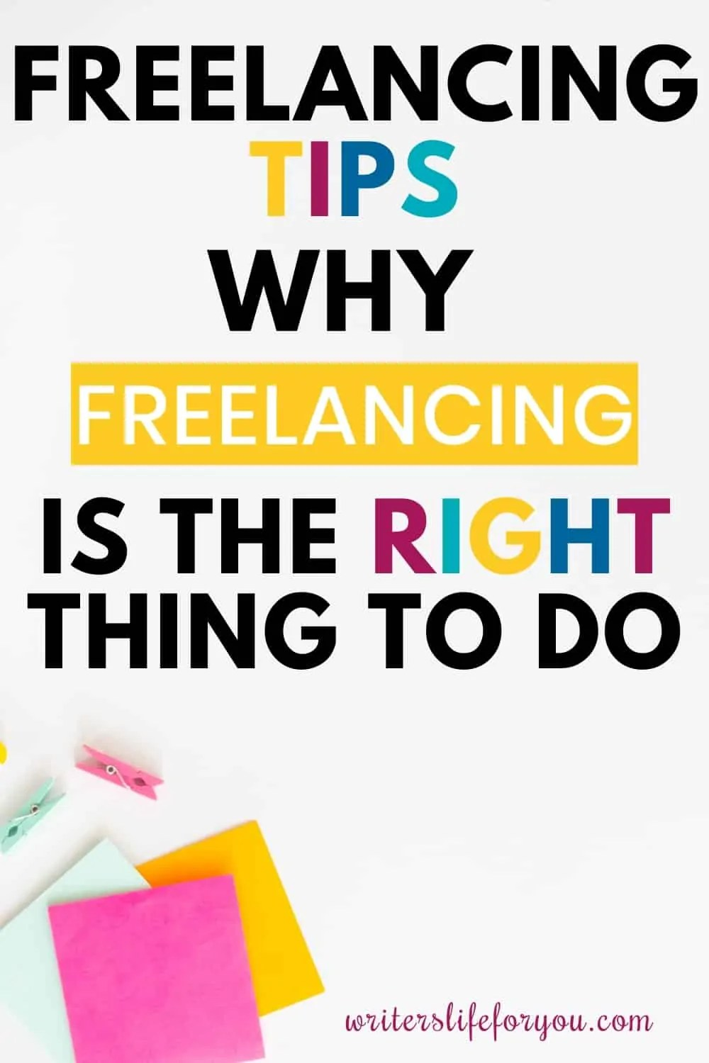 Why Freelancing from Home is the Right Thing to Do and How to Ditch Your Day Job