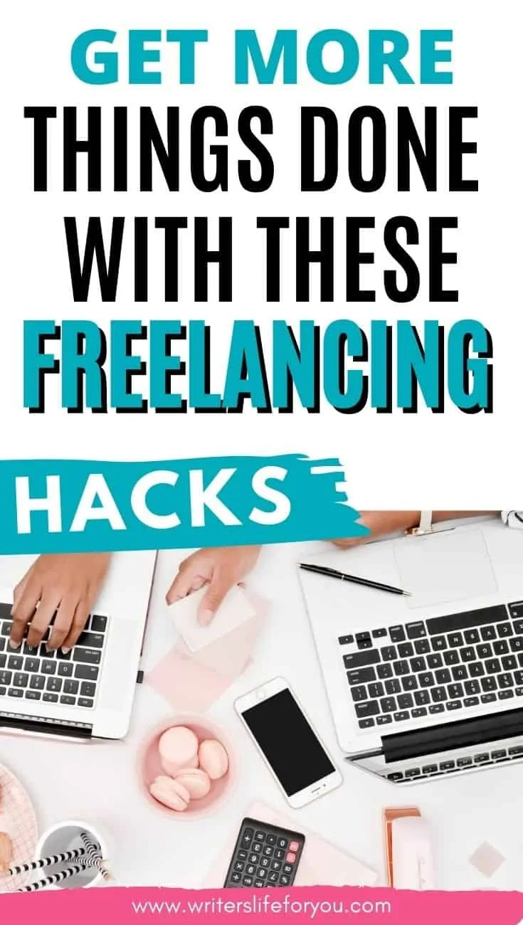 Insanely Simple Freelancing Hacks that Guarantee Success