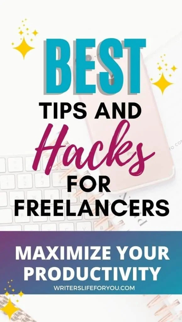 freelancing hacks for success