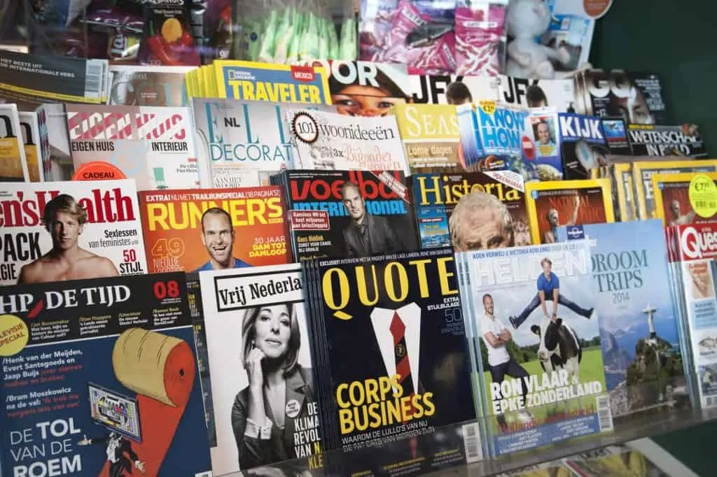 get paid to write for magazines