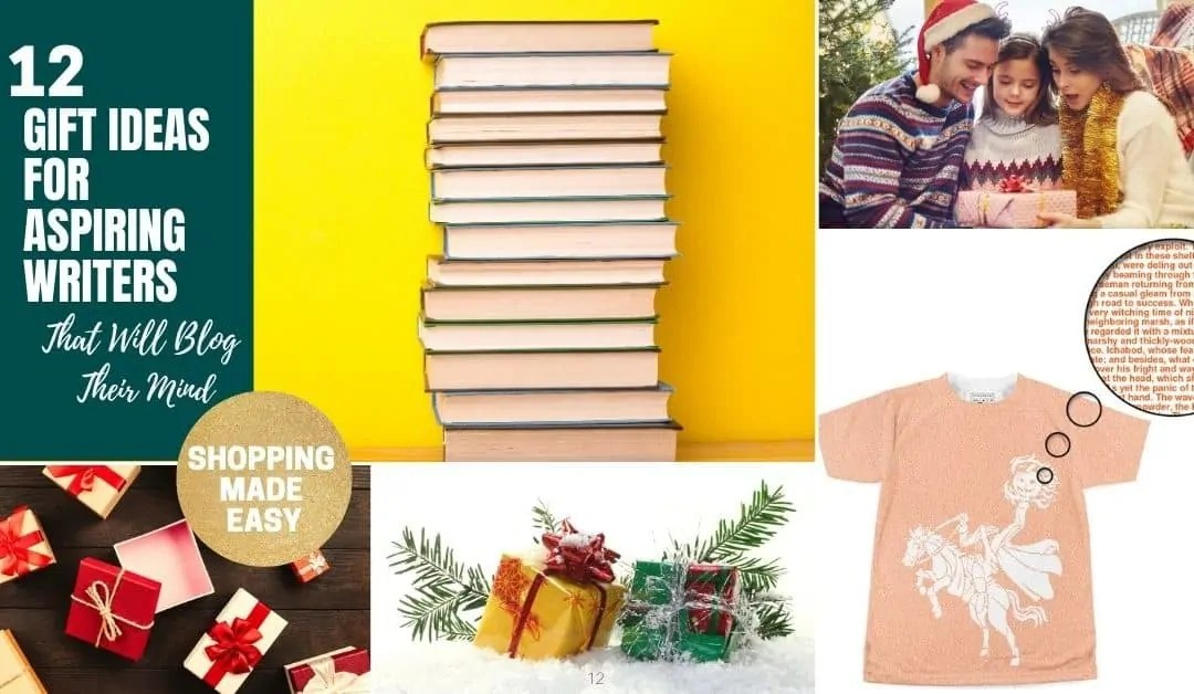 12 of the Ultimate Gift Ideas for Aspiring Writers that Will Blow Their Mind