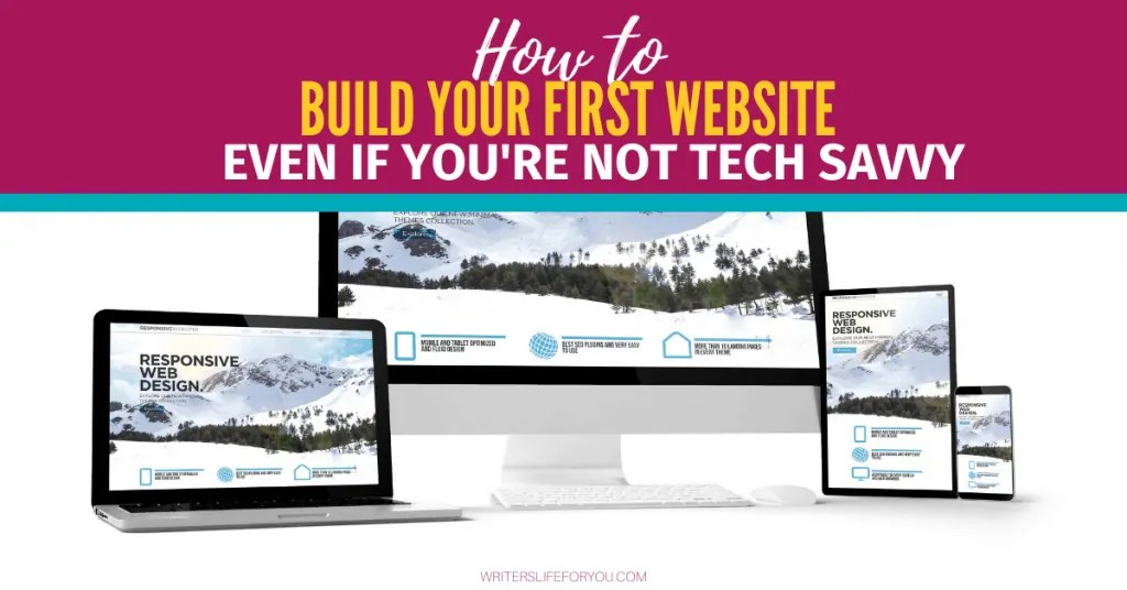 how to build your first website-1