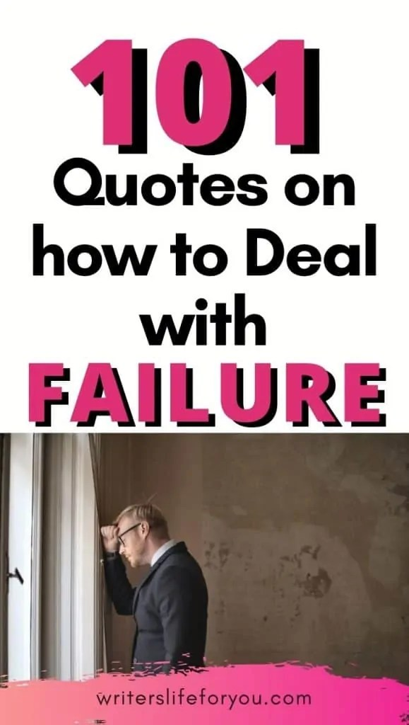 how to deal with failure obh16