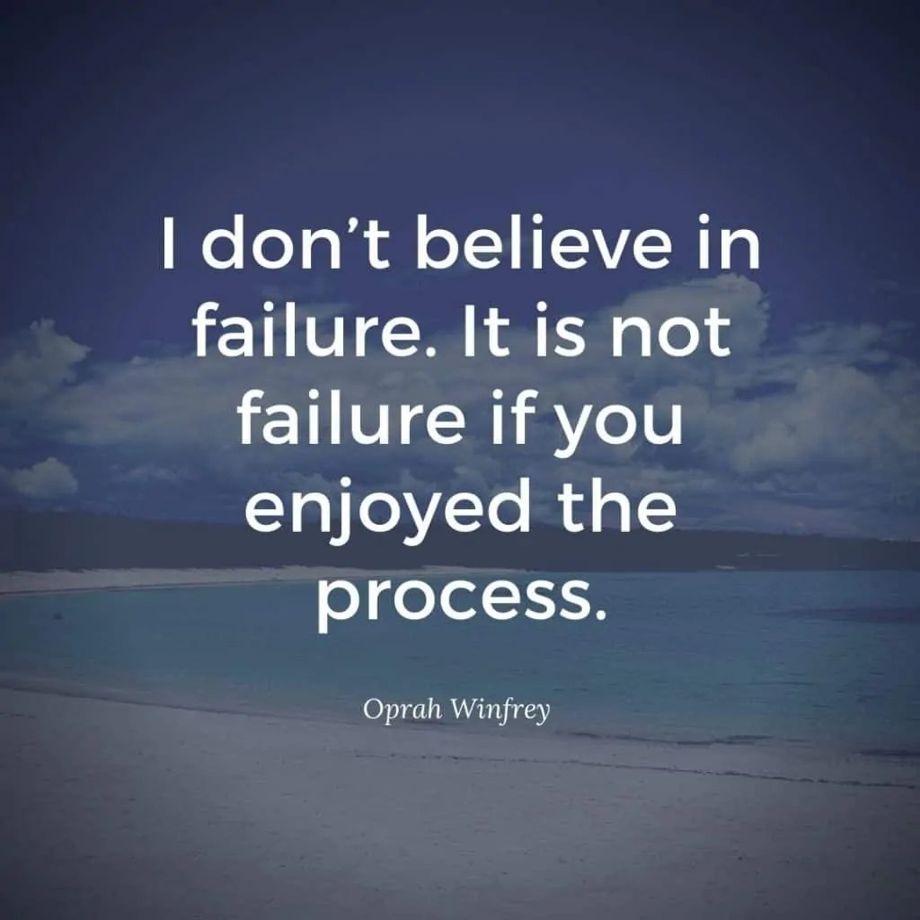 how to deal with failure oprah winfrey