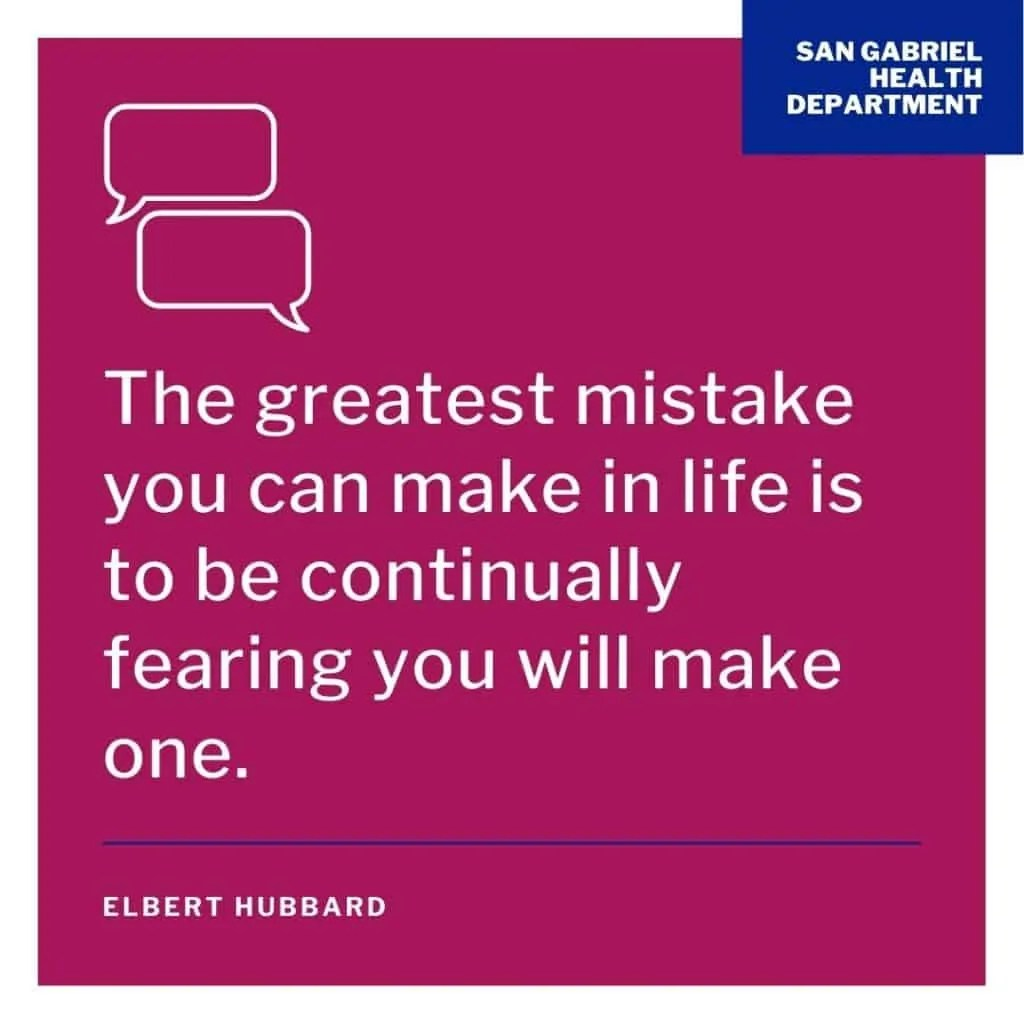how to deal with failureelbert hubbard