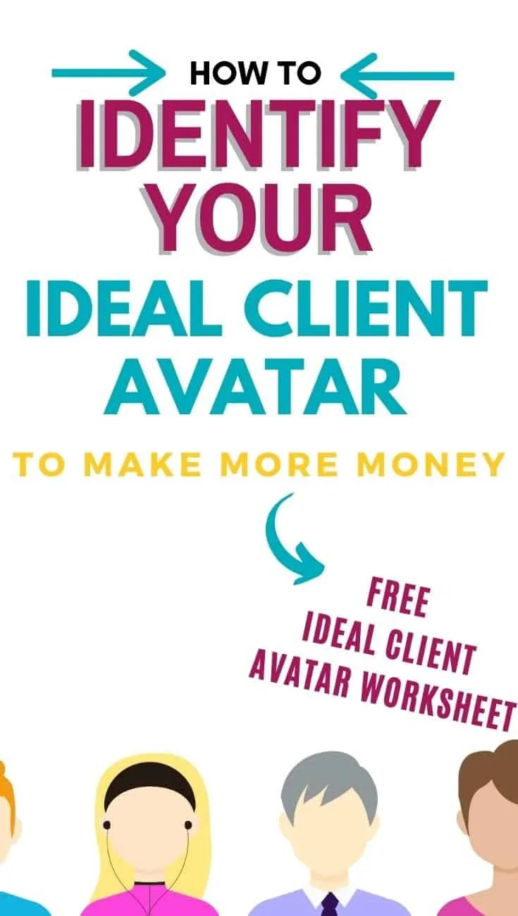 How To Easily Define Your Ideal Client Avatar To Make More Money Than Ever Before