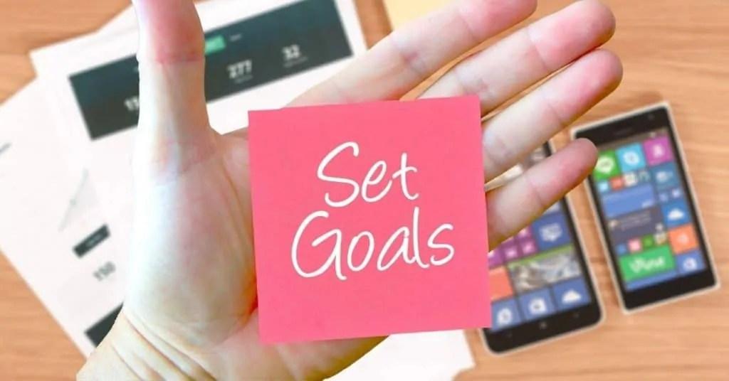 ideal client avatar-set goals