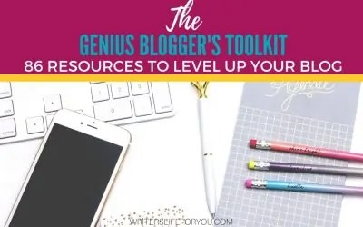 The Genius Blogger's Toolkit: What Everyone Needs to Know