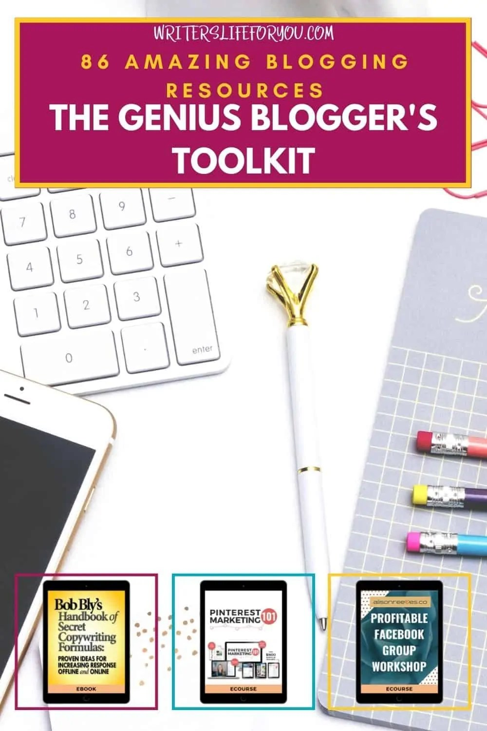 The Genius Blogger\'s Toolkit: What Everyone Needs to Know