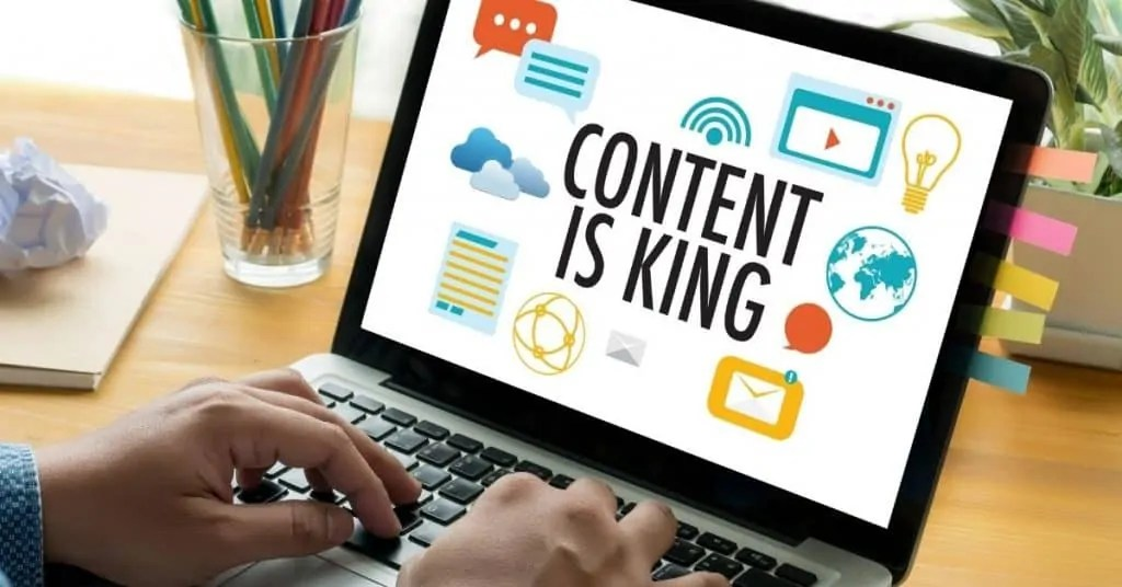 the genius blogger's toolkit content is king