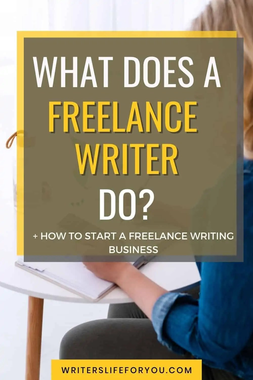 What Does a Freelance Writer Do All Day (and How to Become One)?