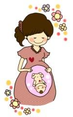 赤ちゃんとママの一体感